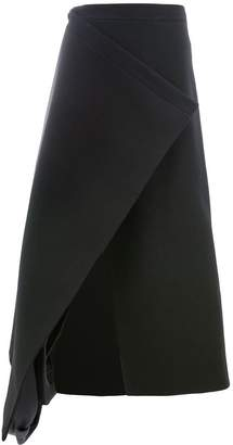 Y/Project Y / Project front slit skirt
