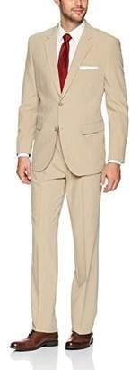 Nautica Men's Bi-Stretch Slim Fit Suit