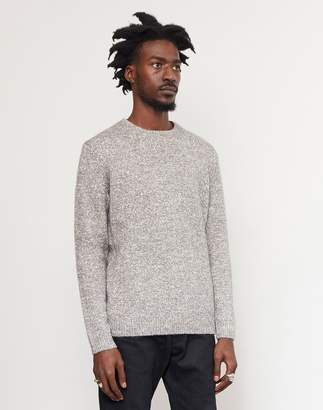 Wood Wood Zachary Sweater Grey