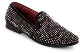 Steve Madden P Diddz Textured Slip-On Dress Shoe