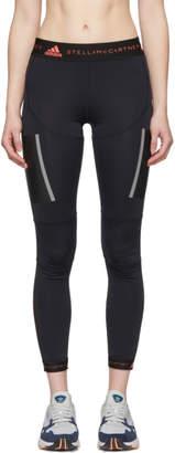adidas by Stella McCartney Black Run Leggings