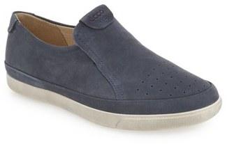 ECCO 'Damara' Slip-On Suede Loafer $139.95 thestylecure.com