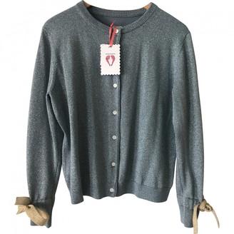 Shrimps Silver Wool Knitwear for Women