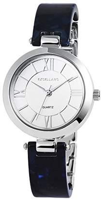 Excellanc Ladies'Watch XS Analogue Various Materials 180922500002 Quartz