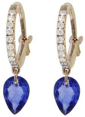 Raphaele Canot Set Free Mini Sapphire Earrings