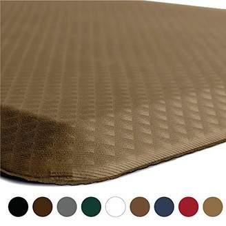 "Kangaroo Brands Original 3/4"" Anti Fatigue Comfort Standing Mat Kitchen Rug"