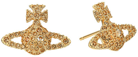 Vivienne Westwood Vivienne Westwood Grace Stud Earrings