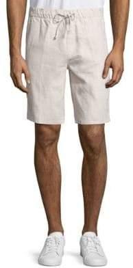 Saks Fifth Avenue Stretch Linen Shorts