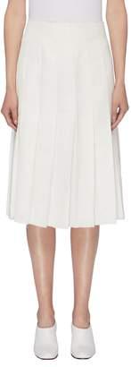 MS MIN Pleated skirt