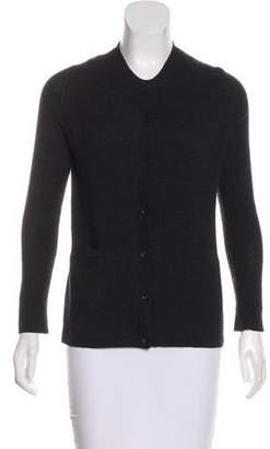 Jenni Kayne Button-Up Wool Cardigan
