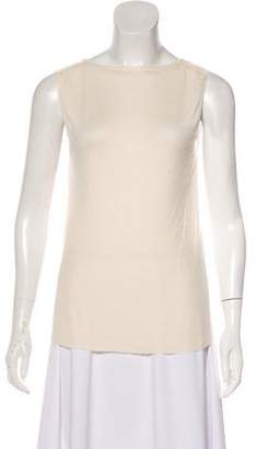 Marc Jacobs Cashmere and Silk Top