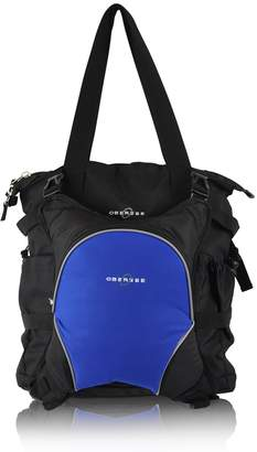 Obersee Innsbruck Diaper Bag Tote with Detachable Cooler
