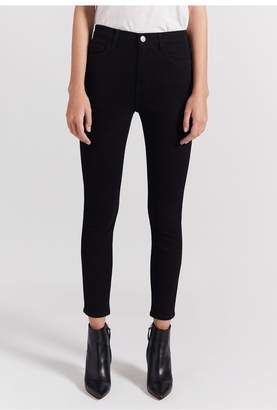 Current/Elliott The High Waist Stiletto Jean