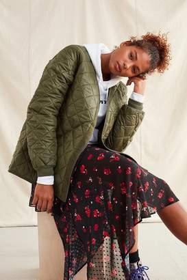 Urban Renewal Vintage Quilted Liner Jacket