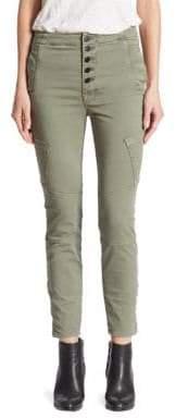 J Brand Brigitte High-Rise Utility Cargo Pants