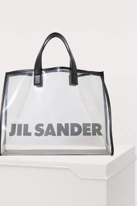 Jil Sander See-through tote bag