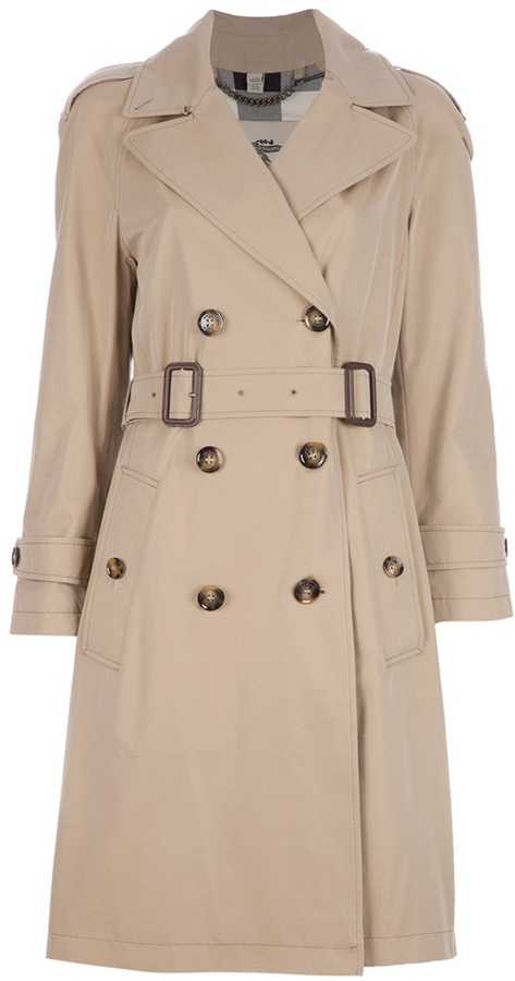 Burberry 'Wetherford' trench coat