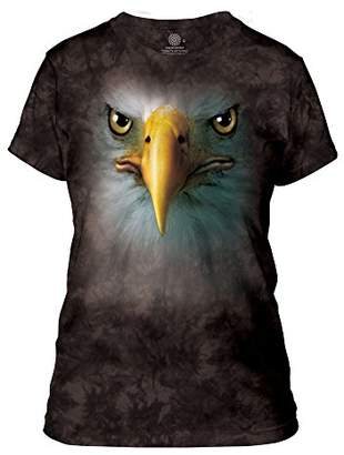 The Mountain Eagle Face Adult Woman's T-Shirt