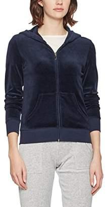 Juicy Couture Black Label Women's Velour Spring Bouquet Robertson Jacket