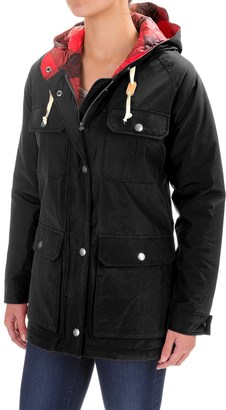 Woolrich Advisory Mountain Parka - Insulated (For Women) $99.99 thestylecure.com