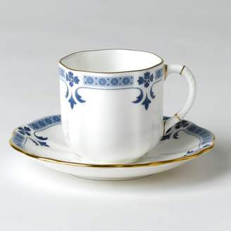 "Bloomingdale's Royal Crown Derby ""Grenville"" Coffee Cup"