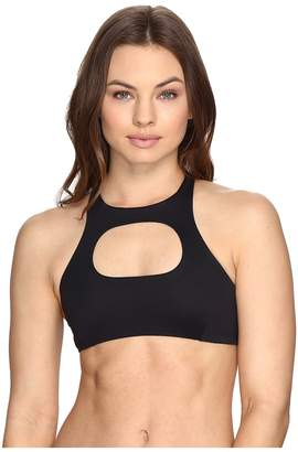 Rip Curl Mirage Essential High Neck Bikini Top Women's Swimwear