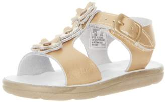 Jumping Jacks Sunflower T-Strap Sandal (Toddler/Little Kid)