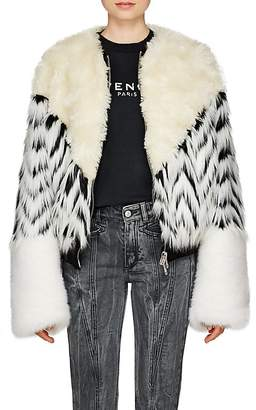 Givenchy Women's Faux-Fur Jacket
