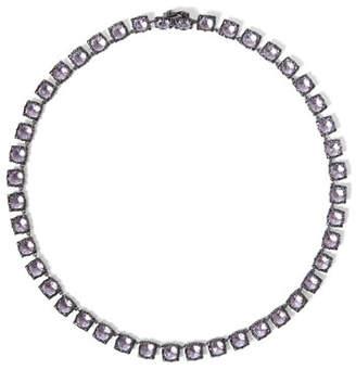 Larkspur & Hawk Bella Mini Riviere Necklace, Ballet