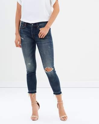 Polo Ralph Lauren Tompkins Skinny Crop Jeans