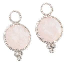 Jude Frances 18K Morganite & Diamond Provence Earring Charms