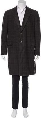 Hermes Cashmere & Wool Overcoat