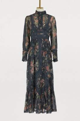 Zimmermann Silk maxi dress