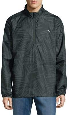 Tommy Bahama Vero Fronds Popover Jacket
