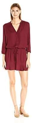 Joie Women's Parana Crepe Challis Dress
