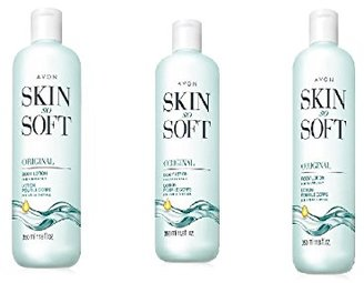 Lot of 3 Avon Skin So Soft Original Body Lotion 11.8 oz. +Jojoba $20.99 thestylecure.com