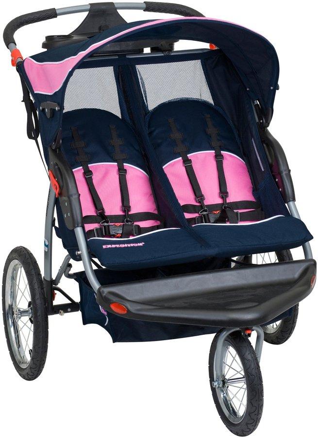 Baby Trend Double Jogger - Hanna