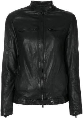Salvatore Santoro zip pocket jacket