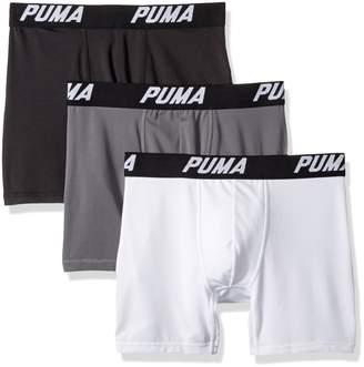 Puma Men's Volume Boxer Brief (3-Pack)