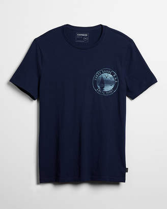 Express North Shore Pocket Graphic Tee