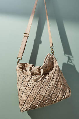 Monserat De Lucca Quilted Banetta Tote Bag