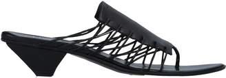 Giancarlo Paoli Toe strap sandals