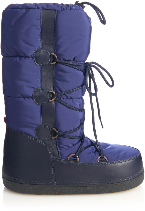 MonclerMONCLER Moon quilted après-ski boots