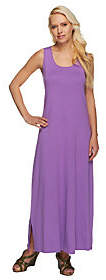 Liz Claiborne New York Essentials Petite ScoopNeck Maxi Dress