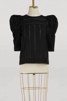 Chloé Bubble sleeves top