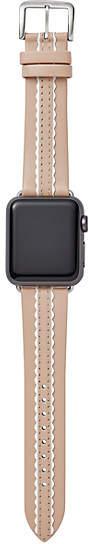 Vachetta leather apple watch® strap