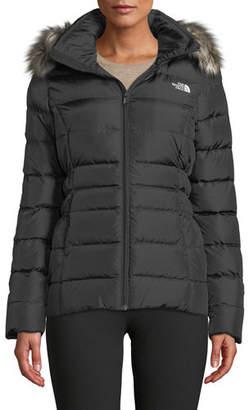 The North Face Gotham Jacket II w/ Faux-Fur Trim & Hood