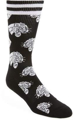 Happy Socks Athletic Mountain Lion Socks