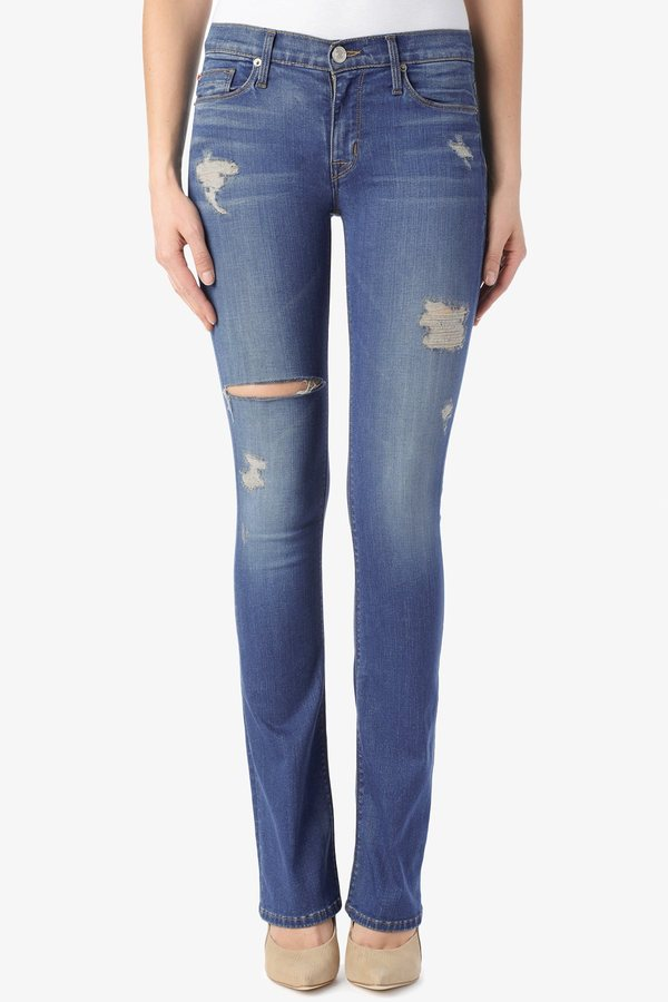 Hudson Jeans Love Mid-Rise Bootcut