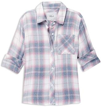 Rails Girls' Hudson Plaid Shirt